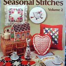 Seasonal Stitches - Volume 2 - Cross Stitch