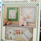 The Sugarplum Express - Cross-Stich for Babies - Book 1