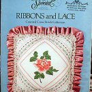 Ribbons and Lace - Cross Stitch