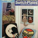 Glow-in-the-Dark Switch Plates - Plastic Canvas