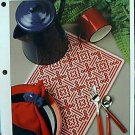 Country Crossings - EXCELLENT Plastic Canvas Pattern