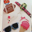 Child's Accessories - Plastic Canvas Pattern