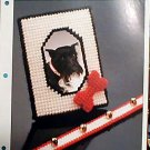 Collar & Frame - Plastic Canvas Pattern