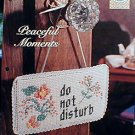 Peaceful Moments - Plastic Canvas Pattern by YND
