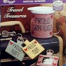 Travel Treasures - NEW Plastic Canvas Pattern