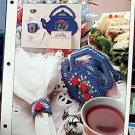 Teapot Set - Home Decor - Plastic Canvas Pattern