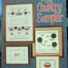 My Country Sampler - LIKE-NEW Cross Stitch