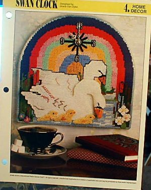 Another Original FREE Plastic Canvas Pattern from Kathy Barwick