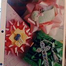 Gift Bows Extras - Plastic Canvas Pattern in MINT Condition