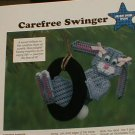 Carefree Swinger - Plastic Canvas Pattern