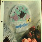 Basket of Spring - Plastic Canvas Pattern
