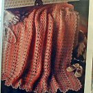 Nice for the Nursery - Beautiful Crochet Afghan Pattern - EXCELLENT