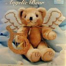 Angelic Bear - Plastic Canvas Pattern in MINT Condition