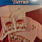 Bunnies & Berries - Cross Stitch with Duplicate Stitch