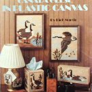 Canada Geese in Plastic Canvas