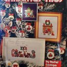 Charted Christmas Kids - Cross Stitch