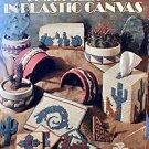 Desert Designs in Plastic Canvas