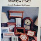 Wonderful Woods - Cross Stitch