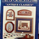 Antique Classics - Cross Stitch