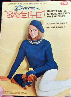 Dawn Sayelle Knitted & Crocheted Fashions