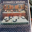 A Country Kitchen - Cross Stitch