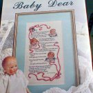 Baby Dear - Cross Stitch