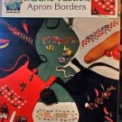 BandTastic Apron Borders - Cross Stitch in MINT Condition