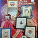 Bouquets & Lace - Charted for Cross Stitch