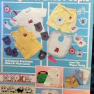 Clothing Designs for Little People - Cross Stitch