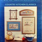 Country Kitchen Classics - Cross Stitch
