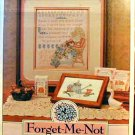 Forget-Me-Not - Cross Stitch in MINT Condition