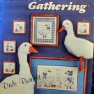 Goose Gathering - Cross Stitch