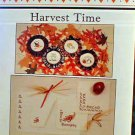 Harvest Time - Cross Stitch in EXCELLENT Condition