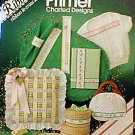 Linda Dennis - Primer Charted Designs - Ribband Ribbon to Cross Stitch