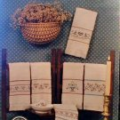Linenworks V - Classic Terries - Cross Stitch in EXCELLENT Condition