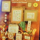 The Rustic Kitchen - Cross Stitch
