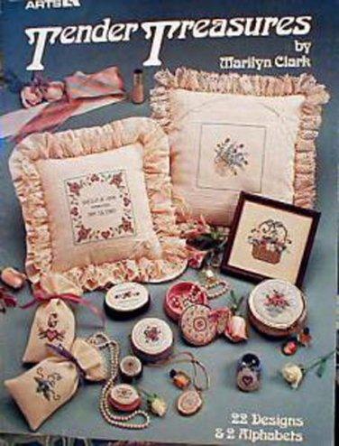 Tender Treasures - Cross Stitch