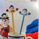 Frosty Friends - NEW Plastic Canvas Pattern