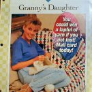 Granny's Daughter - Afghan Crochet Pattern by Vanna White