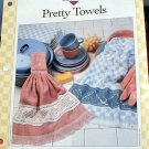 Pretty Towels - Crochet Pattern - Vanna's Afghans and Crochet Favorites