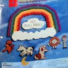 Rainbow Mobile - Loose Plastic Canvas Pattern