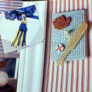 Summer Dreams Switch Cover and Package Topper - Loose Plastic Canvas Patterns