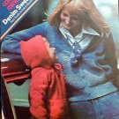 Denim Sweatshirts - Knit Patterns for the Family