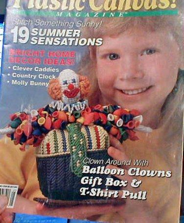 Plastic Canvas! Magazine - No. 20