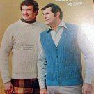 Men's Classic Knits by Jani