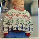 Peer Gynt - Knit Child's Pullover - No. 1723  - Knit Pattern