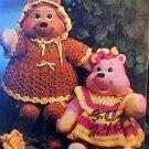 Sweet Baby Bears - Crochet