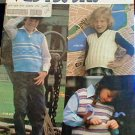 Vests, Jr. - Knit and Crochet Patterns by Bernat