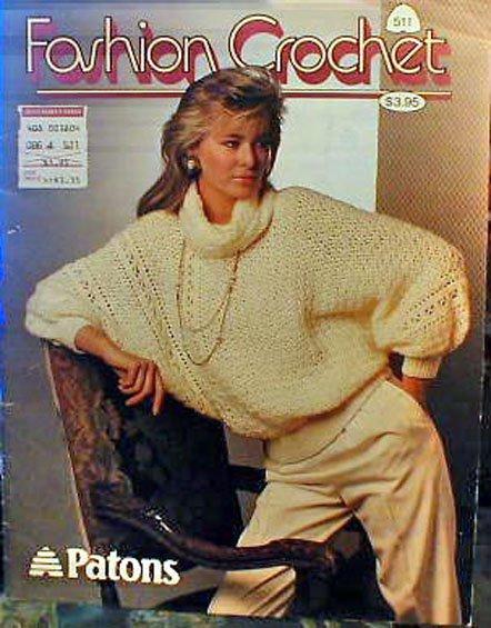 Fashion Crochet by Patons