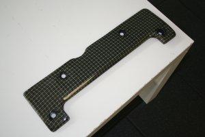 K-Series Spark Plug Cover Carbon Kevlar